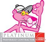 CLC Roofing Inc., a Dallas roofing company is a Platinum Preferred Contractor with Owens Corning.