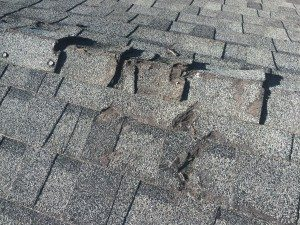 Getting a new roof on your home!