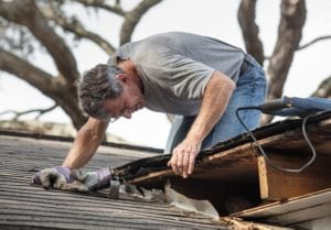 DIY Roof Repair Project