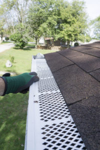 A Dallas Roofing Company Can Install And Maintain Gutter Screens