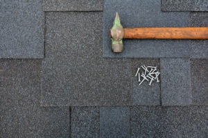 Keller roofing roof leak repair