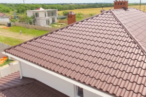 corrugated metal roofing in Dallas roof maintenance