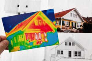 heat loss attic insulation roofing ventilation